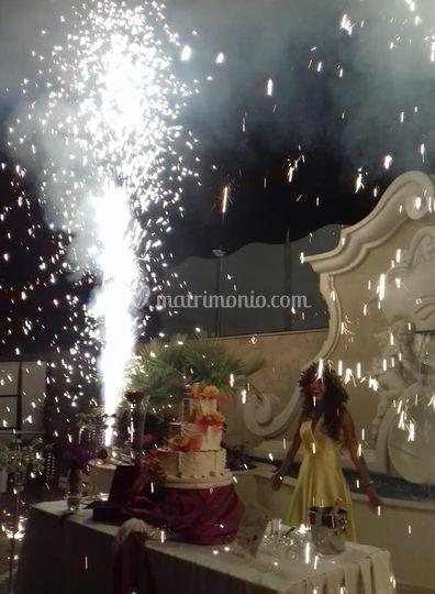 Pirotecnia al Taglio Torta
