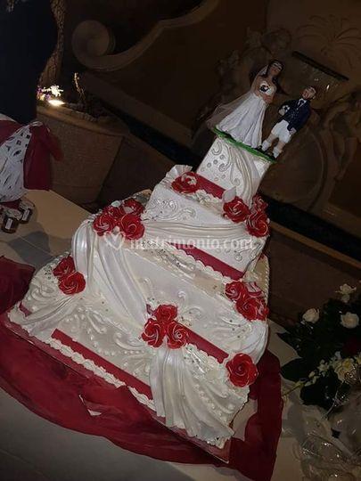 Exclusive Wedding Cake