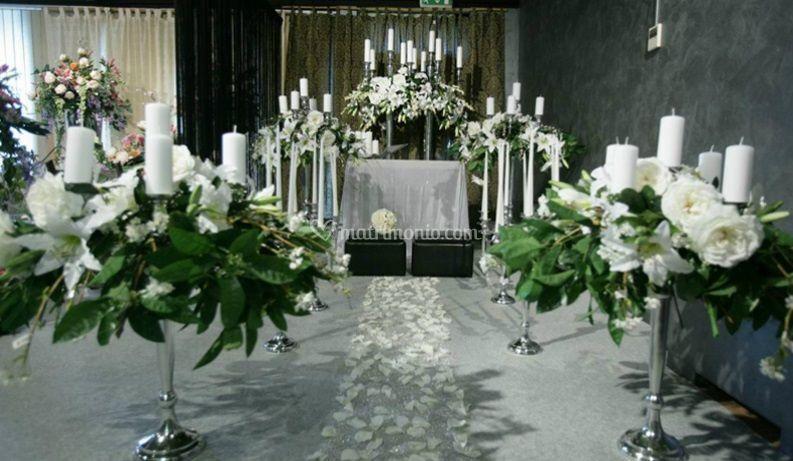 Allestimenti altare