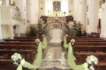 Allestimento chiesa di Il Tulipano