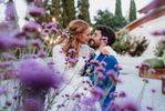Sposi nell'orto
