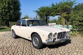 La Jaguar XJ di Alessandro