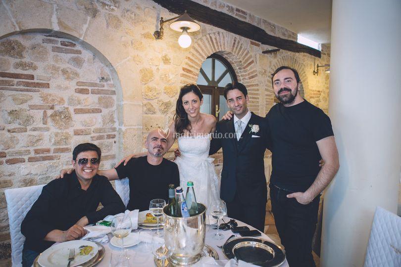 Matrimonio paola e maurizio