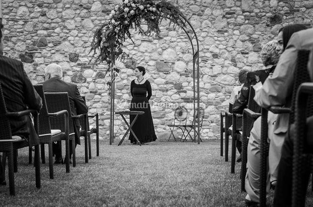 Officiante matrimonio