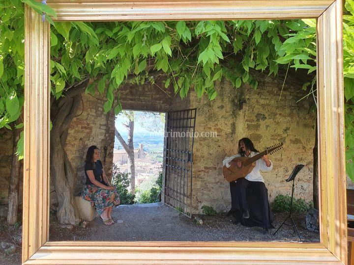 Serenata per la sposa