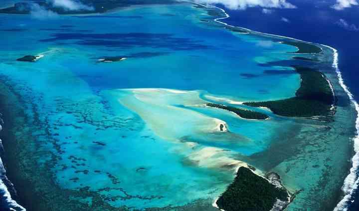 Aitutaky, Cook Island