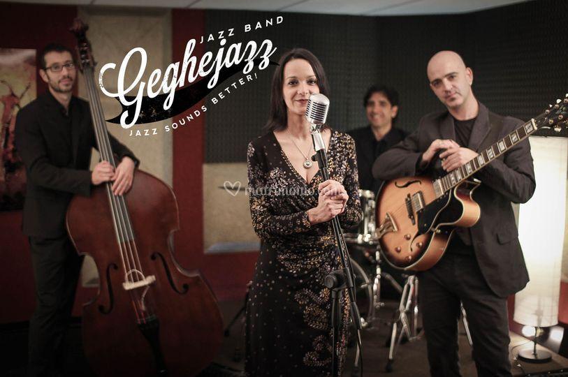 Matrimonio In Jazz : Geghejazz swing jazz band