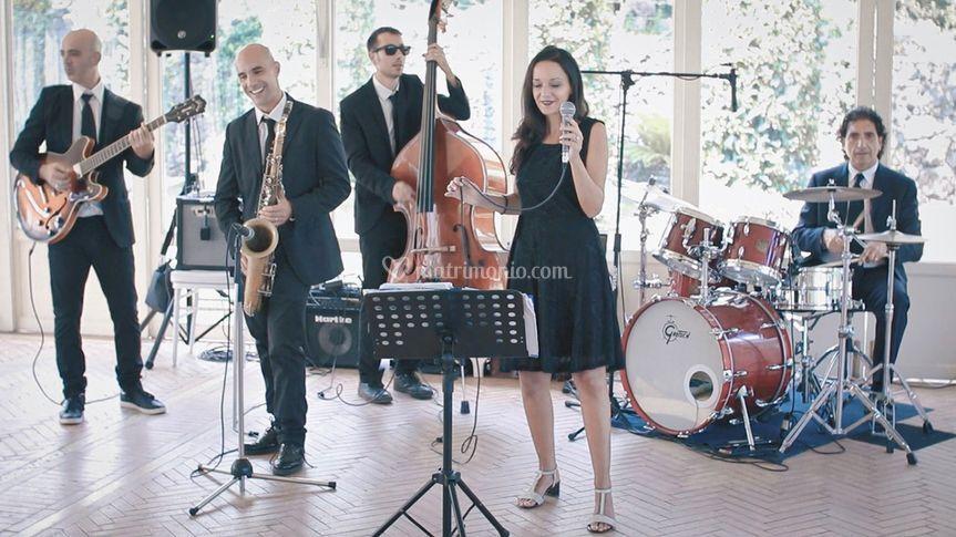 Geghejazz Swing & Jazz Band