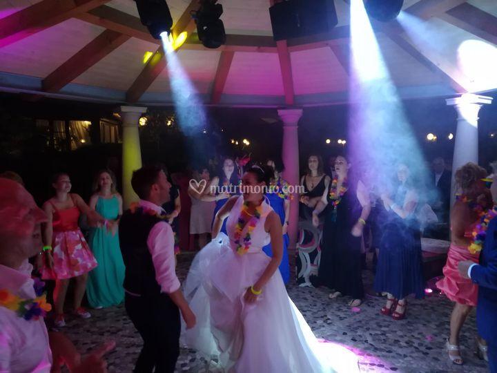 Non solo balli per gli Sposi