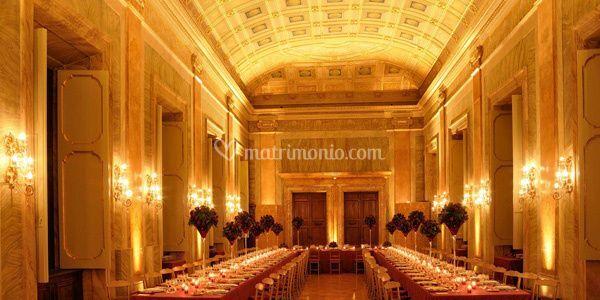 Tavolo Imperiale in Galleria
