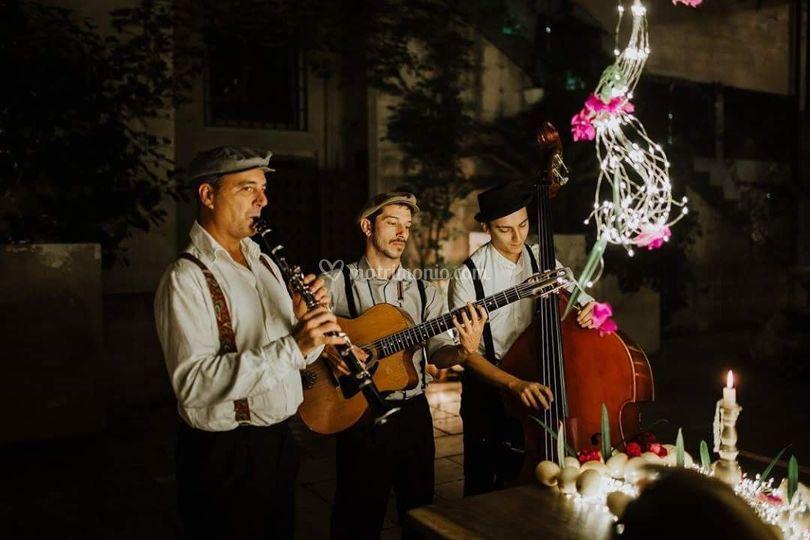Past & Fasul - Italian Swing