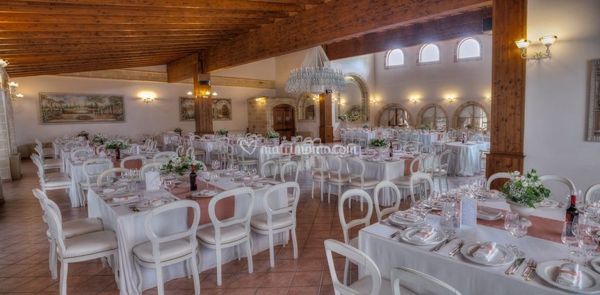La sala cerimonia