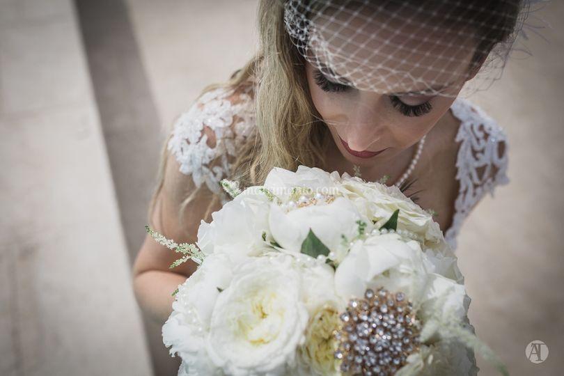 Alessandro Tondo Real Wedding