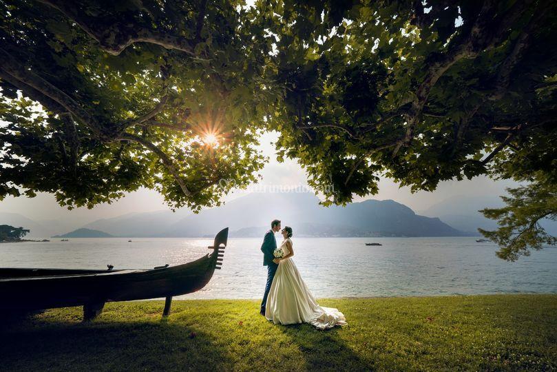 Wedding at Villa Melzi