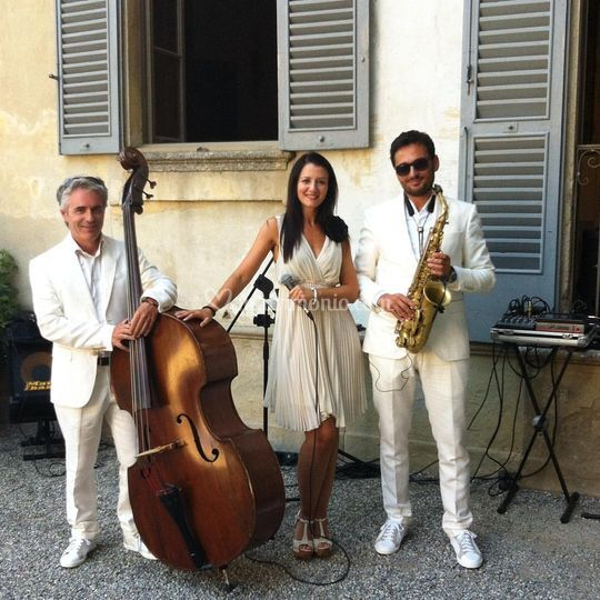 Elodea, trio jazz