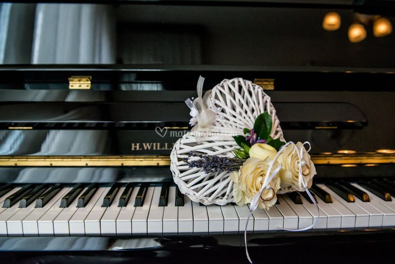 I fiori e la musica = Amore