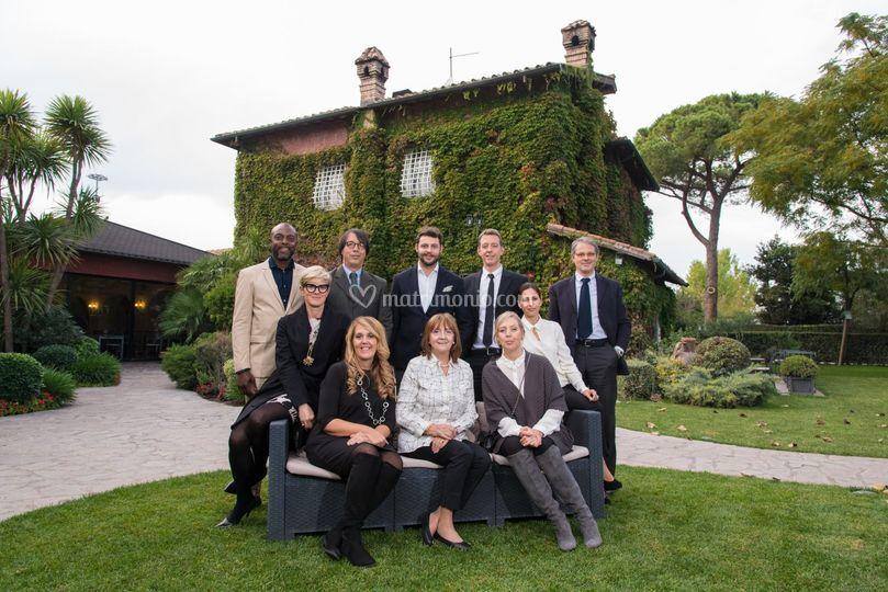 La famiglia Benigni