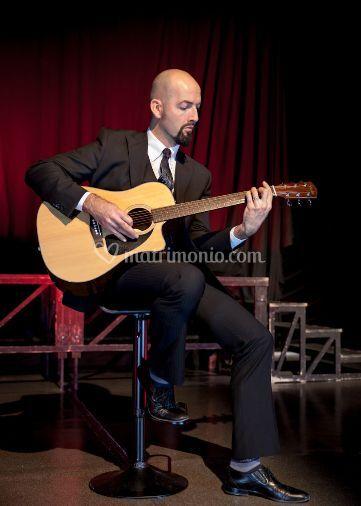 Con la chitarra