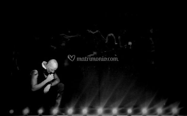 Sul palco con i musical