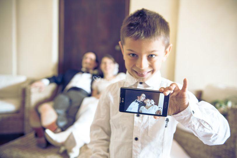 Fotografo  matrimonio fidenza