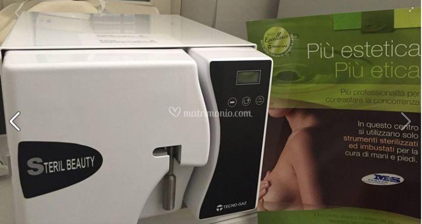 Sterilizzatore / autoclave