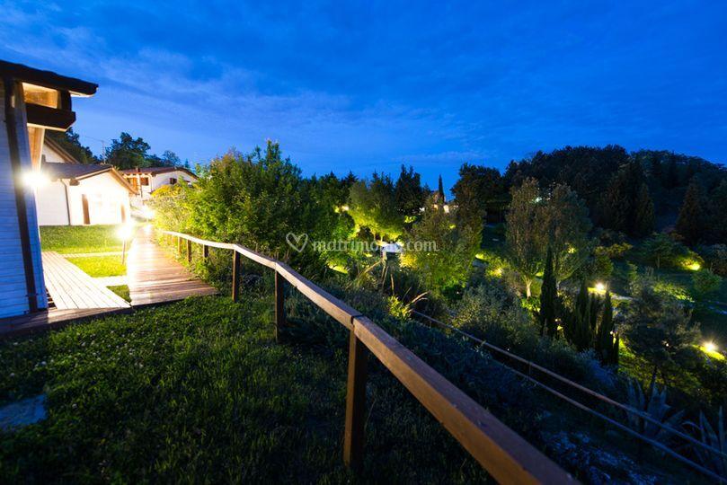 Panoramica bungalow