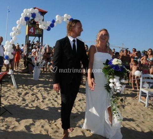 Matrimonio Spiaggia Bibione : Ristorante ai casoni