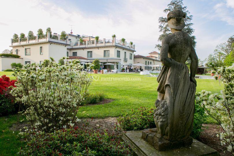 Parco Villa Necchi