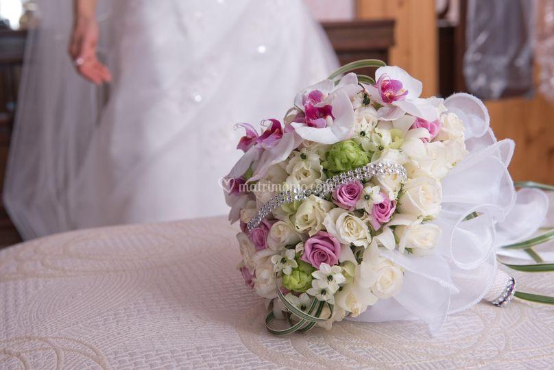 Bouquet di Stella Alpina Service
