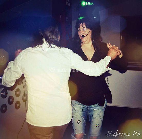 Manuela on dance