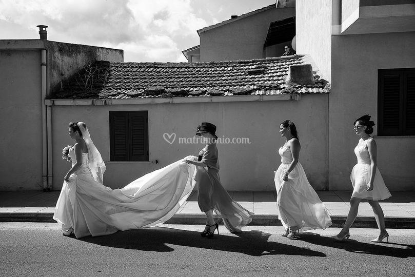 Manuel Rusca wedding a Sassari