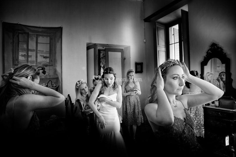Manuel Rusca wedding