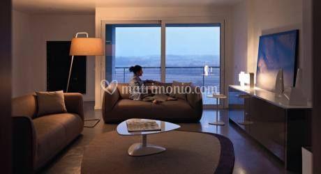 Meka arredamenti mobili e complementi di arredo for Zona living moderna