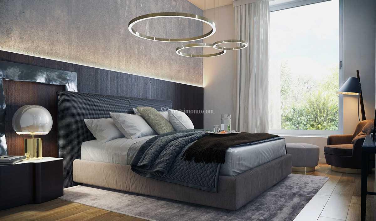 Camera da letto di Meka arredamenti - Mobili e complementi ...