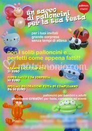 Un sacco di palloncini per... tutti i tipi di festa!!