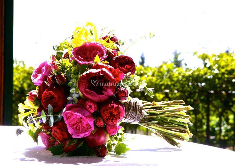 Designed bouquet