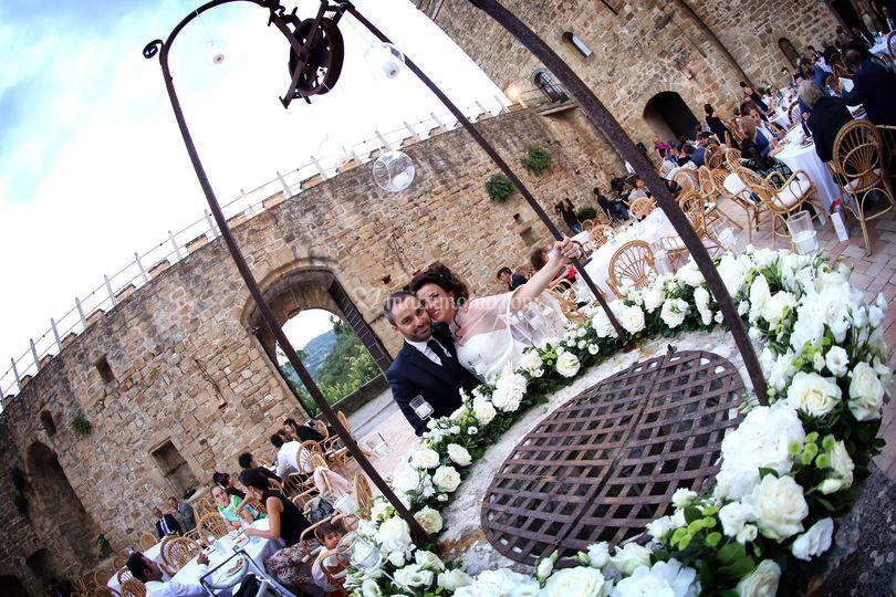 Rocca di Aiello Wedding