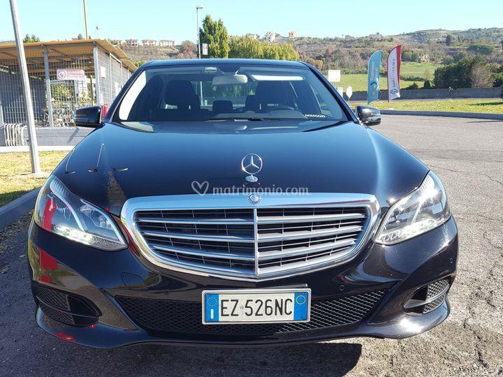 Mercedes e200 bluetec automati
