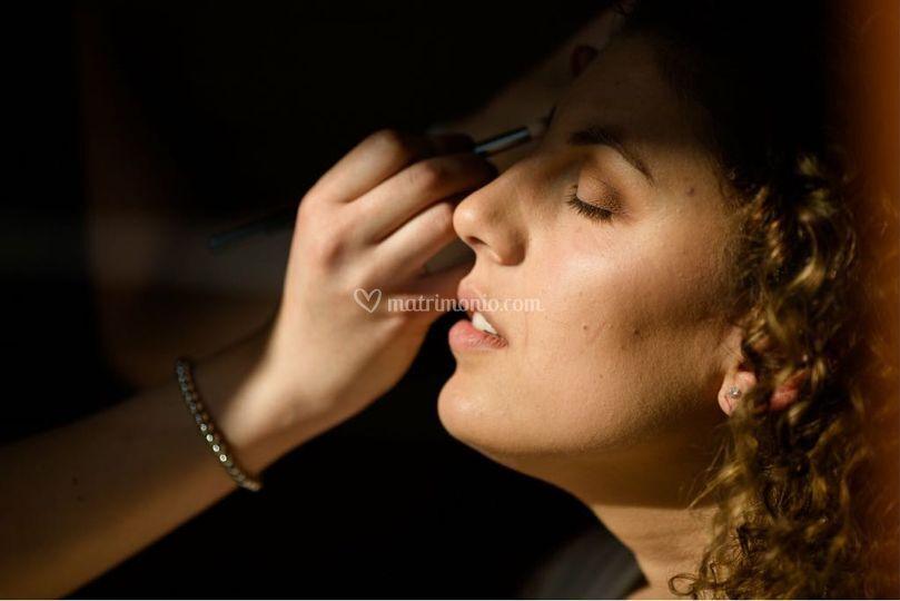 Serena Alagia Make Up Artist