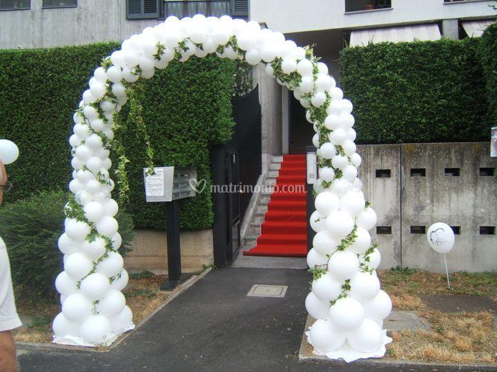 Speedy party palloncini - Decorazioni matrimonio palloncini ...