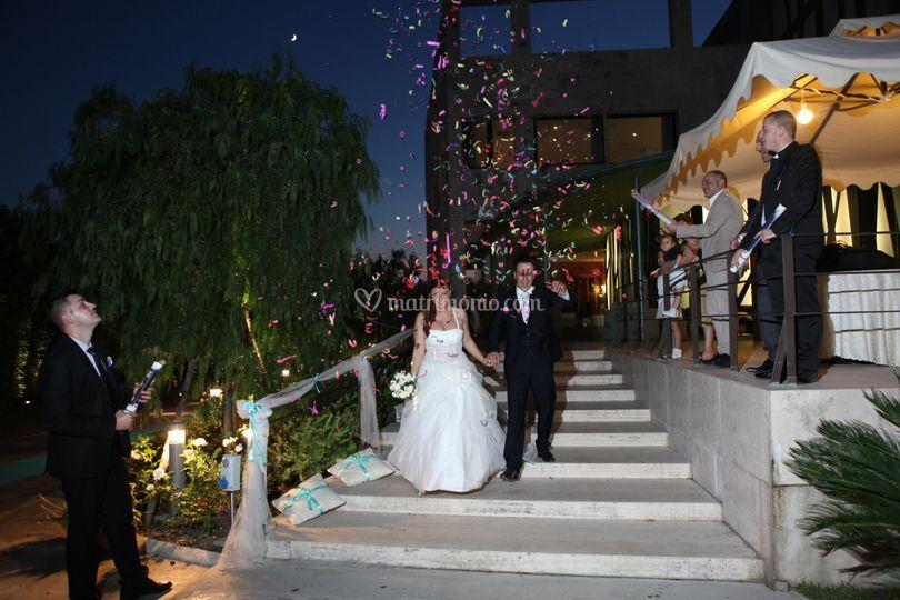 Matrimonio In Loco : Ristorante romano da carlo