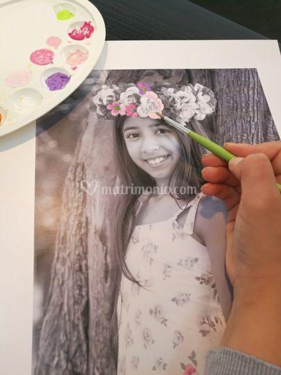 Dipinto a mano