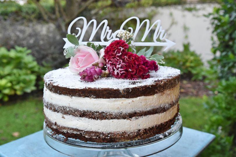 Nacked Cake che passione