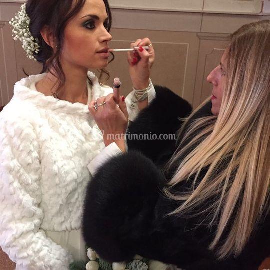 Sposa Ilaria