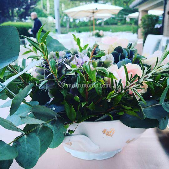 Addobbi floreali Wedding