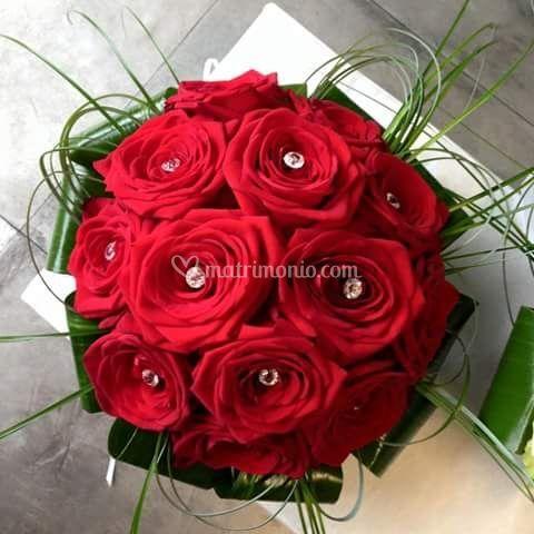 Bouquet rotondo