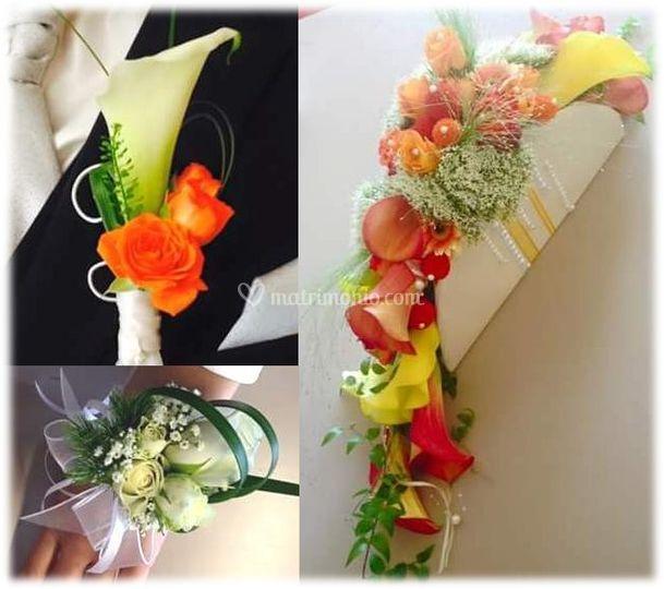 Borsetta Bouquet