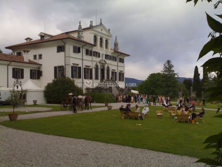 A wedd c/o Villa Gallici Deciani