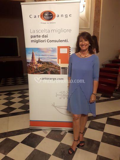 Francesca Consulente per Viagg