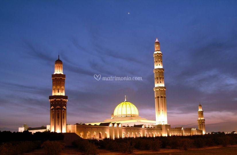 Grande moschea oman
